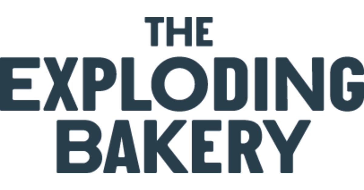 the Exploding Bakery logo
