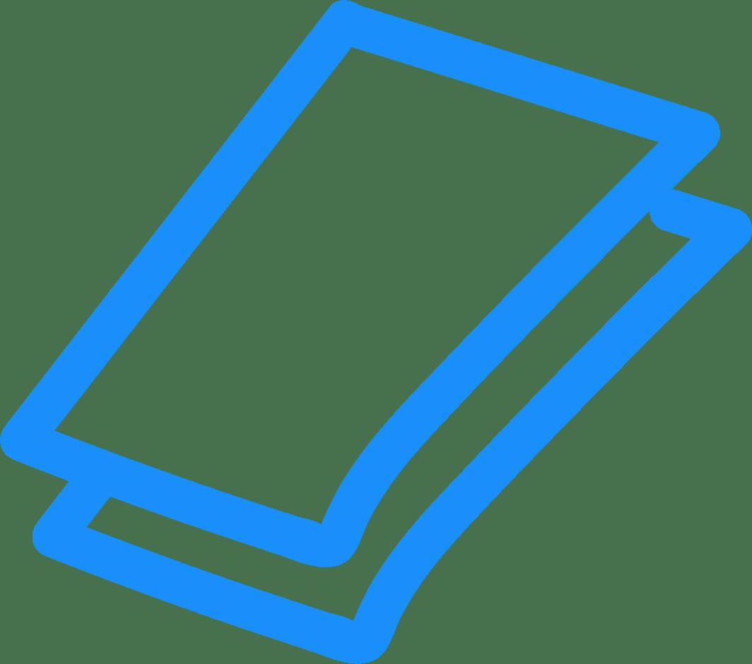 binit waste type icon azure cardboard