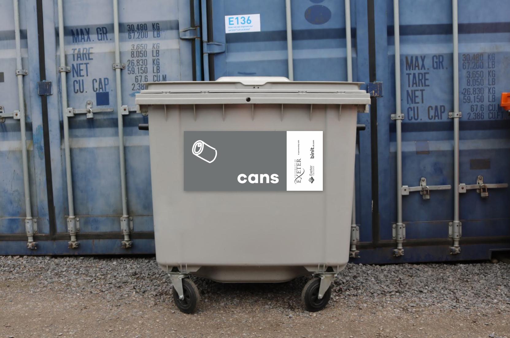 Binit Bin Cans