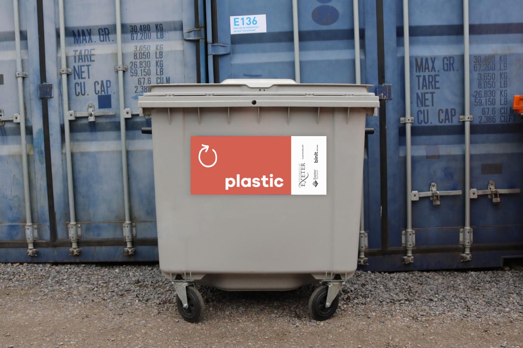 Binit Bin Plastic